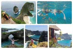 Lokasi Wisata One Day Trip Nusa Penida