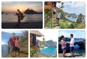 Lokasi Honeymoon Nusa Penida