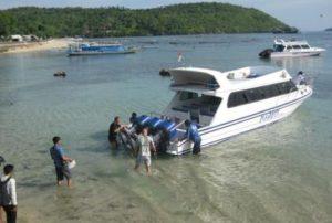 Contoh Speedboat Nusa Penida