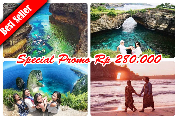 <font><strong>One Day Trip Nusa Penida Barat</strong></font>